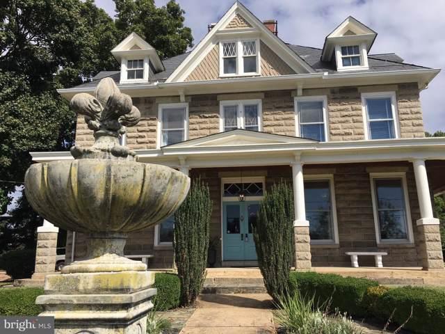 709 E Main Street, MIDDLETOWN, MD 21769 (#MDFR253426) :: Viva the Life Properties