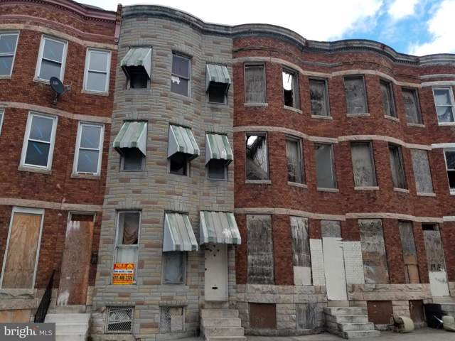 1919 Homewood Avenue, BALTIMORE, MD 21218 (#MDBA484018) :: The Vashist Group