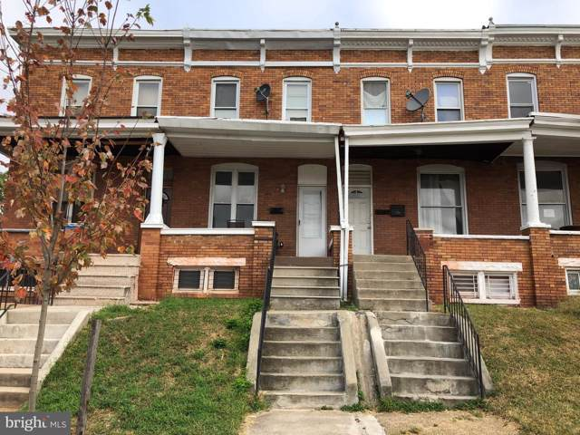 1602 E 29TH Street, BALTIMORE, MD 21218 (#MDBA484058) :: Radiant Home Group