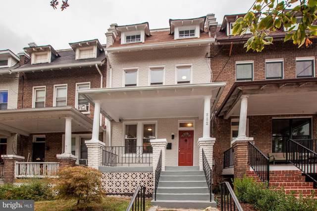 411 Upshur Street NW, WASHINGTON, DC 20011 (#DCDC442404) :: Crossman & Co. Real Estate