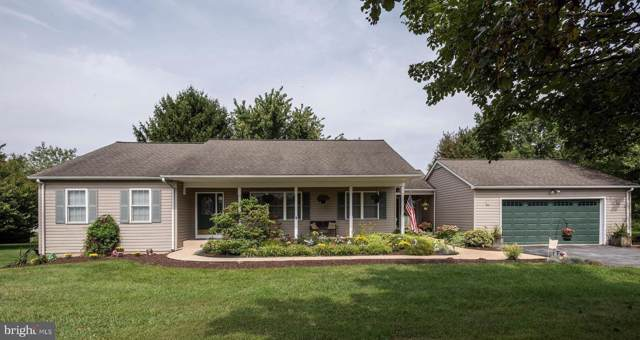 3502 Marigold Drive, MONROVIA, MD 21770 (#MDFR253476) :: Charis Realty Group
