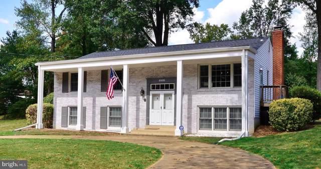 4606 Old Mill Road, ALEXANDRIA, VA 22309 (#VAFX1089684) :: The Licata Group/Keller Williams Realty