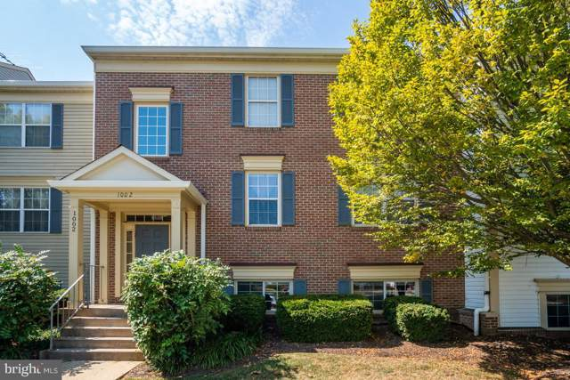 1002 Foxhunt Terrace NE #201, LEESBURG, VA 20176 (#VALO394800) :: The Greg Wells Team