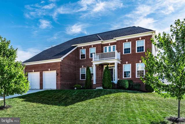 107 Ladysmith Drive, STEPHENS CITY, VA 22655 (#VAFV153112) :: Advance Realty Bel Air, Inc