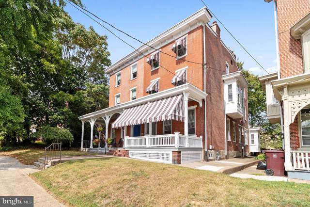 1321 W 8TH Street, WILMINGTON, DE 19806 (#DENC487072) :: Keller Williams Realty - Matt Fetick Team
