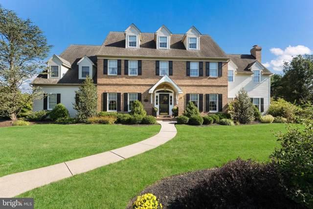 3120 Brentwood Drive, DOYLESTOWN, PA 18902 (#PABU480224) :: Shamrock Realty Group, Inc