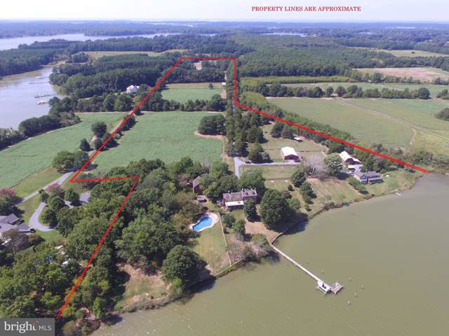 8195 Church Neck Road, SAINT MICHAELS, MD 21663 (#MDTA136456) :: RE/MAX Coast and Country