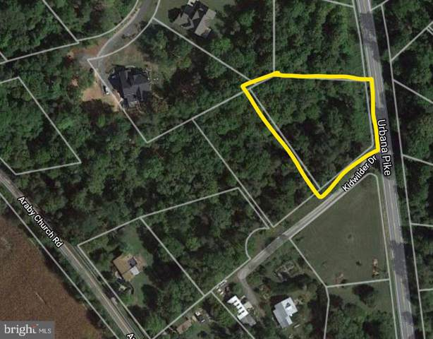 Lot 27 Araby Church Road, FREDERICK, MD 21704 (#MDFR253726) :: RE/MAX Plus