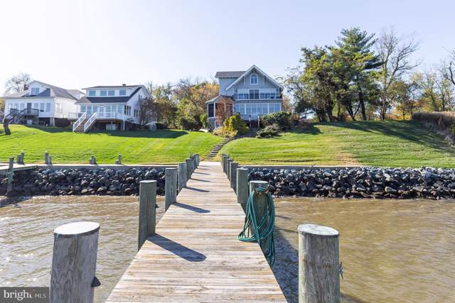 6407 Melbourne Avenue, TRACYS LANDING, MD 20779 (#MDAA414026) :: Gail Nyman Group