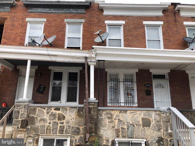 2624 Ashland Avenue, BALTIMORE, MD 21205 (#MDBA484982) :: Radiant Home Group