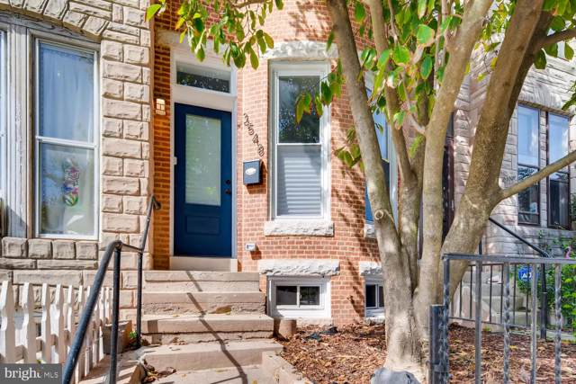 3548 Buena Vista Avenue, BALTIMORE, MD 21211 (#MDBA485062) :: The Miller Team