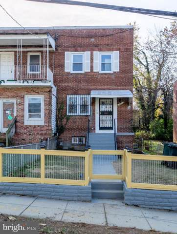 437 Xenia Street SE, WASHINGTON, DC 20032 (#DCDC443550) :: Radiant Home Group