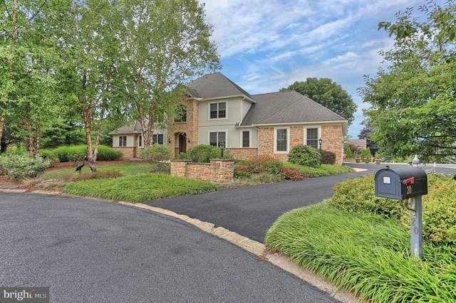 20 Wetherburn Court, YORK, PA 17404 (#PAYK125508) :: The Joy Daniels Real Estate Group