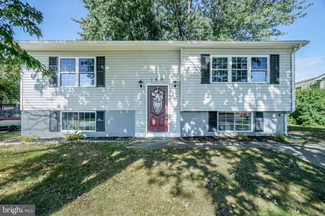 140 S Tartan Drive, ELKTON, MD 21921 (#MDCC166224) :: ExecuHome Realty