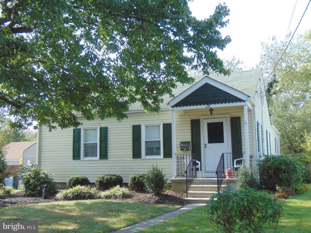 28 Rose Lane, CHERRY HILL, NJ 08002 (#NJCD377268) :: REMAX Horizons