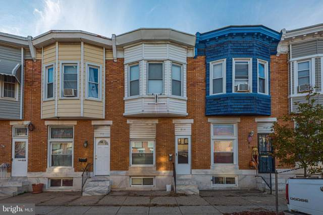 514 S Lehigh Street, BALTIMORE, MD 21224 (#MDBA485362) :: V Sells & Associates | Keller Williams Integrity
