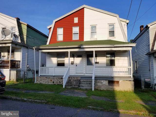 27 S 4TH Street, FRACKVILLE, PA 17931 (#PASK127968) :: ExecuHome Realty