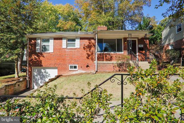 2913 Mccomas Avenue, KENSINGTON, MD 20895 (#MDMC680712) :: The Speicher Group of Long & Foster Real Estate