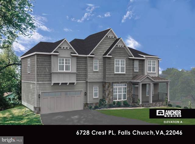 6728 Crest Place, FALLS CHURCH, VA 22046 (#VAFX1091768) :: RE/MAX Plus