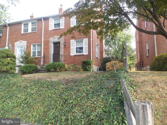 3383 Saint Benedict Street, BALTIMORE, MD 21229 (#MDBA485784) :: Homes to Heart Group