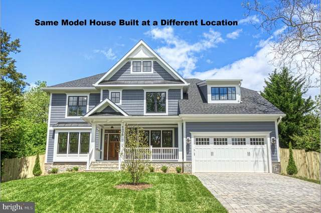 6716 31ST Street N, ARLINGTON, VA 22213 (#VAAR155192) :: The Licata Group/Keller Williams Realty