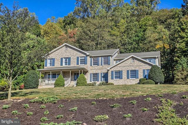 2362 Forest Hills Drive, HARRISBURG, PA 17112 (#PADA115178) :: Keller Williams Realty - Matt Fetick Team