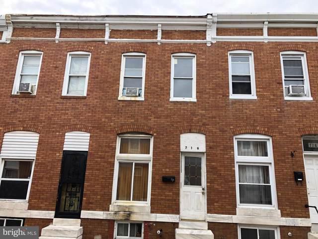 716 N Streeper Street, BALTIMORE, MD 21205 (#MDBA485910) :: Keller Williams Pat Hiban Real Estate Group