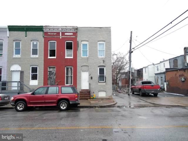 437 S Pulaski Street, BALTIMORE, MD 21223 (#MDBA485924) :: Keller Williams Pat Hiban Real Estate Group