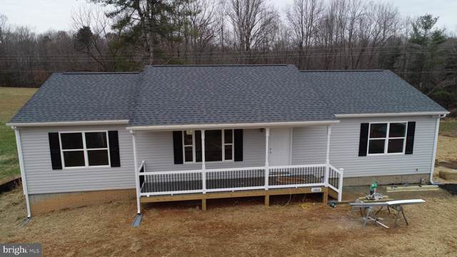 156 Lake Forest Drive Acres, MINERAL, VA 23117 (#VALA119940) :: Revol Real Estate