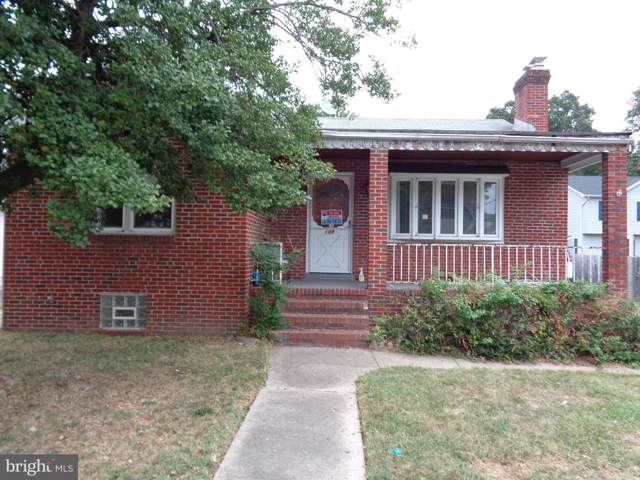 109 Homberg Avenue, BALTIMORE, MD 21221 (#MDBC473776) :: Tessier Real Estate
