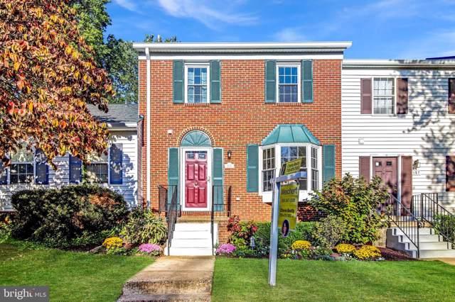 185 Fairfield Drive #185, WARRENTON, VA 20186 (#VAFQ162520) :: Revol Real Estate