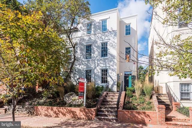 417 4TH Street SE #1, WASHINGTON, DC 20003 (#DCDC444680) :: Keller Williams Pat Hiban Real Estate Group
