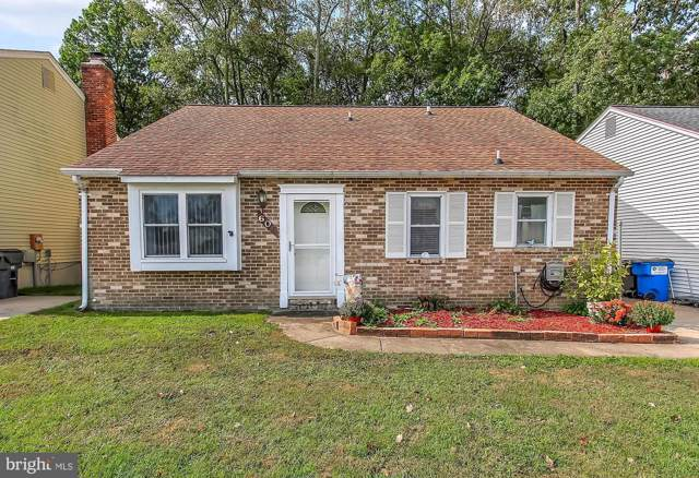606 Harbour Oak Drive, EDGEWOOD, MD 21040 (#MDHR239418) :: Tessier Real Estate