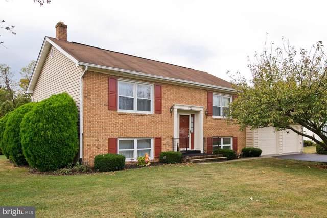 220 Westmoreland Drive, STEPHENS CITY, VA 22655 (#VAFV153478) :: Keller Williams Pat Hiban Real Estate Group