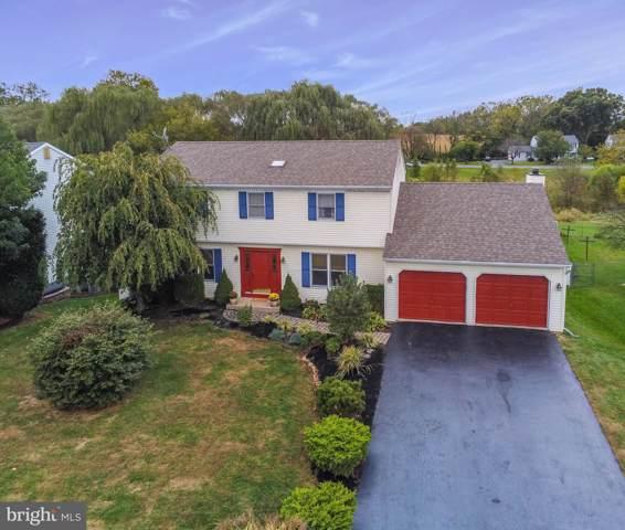 318 Cornerstone Drive, BLANDON, PA 19510 (#PABK348744) :: Berkshire Hathaway Homesale Realty