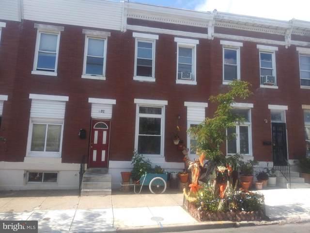 734 N Kenwood Avenue, BALTIMORE, MD 21205 (#MDBA486554) :: Keller Williams Pat Hiban Real Estate Group