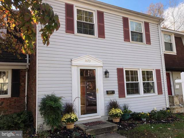 1673 Wilkshire Drive, CROFTON, MD 21114 (#MDAA415100) :: Bill Burris Team | Keller Williams Select Realtors