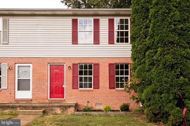 207 Buckingham Drive, STEPHENS CITY, VA 22655 (#VAFV153510) :: Keller Williams Pat Hiban Real Estate Group