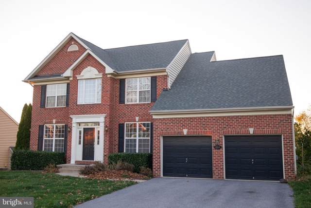 9542 Morning Walk Drive, HAGERSTOWN, MD 21740 (#MDWA168340) :: Great Falls Great Homes