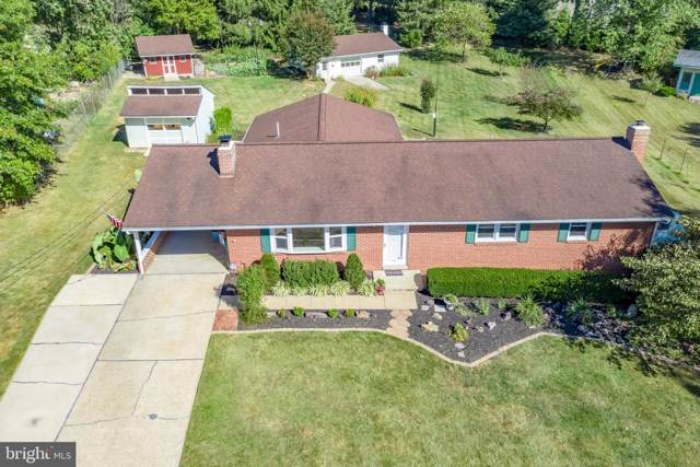 10734 E Crestview Lane, LAUREL, MD 20723 (#MDHW271118) :: ExecuHome Realty
