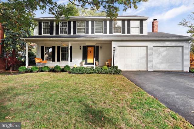 592 Pumphouse Road, FREDERICK, MD 21703 (#MDFR254460) :: The Vashist Group