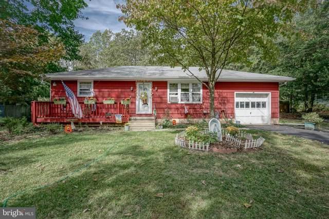 43 Roosevelt Avenue, FRANKLINVILLE, NJ 08322 (#NJGL248902) :: Linda Dale Real Estate Experts