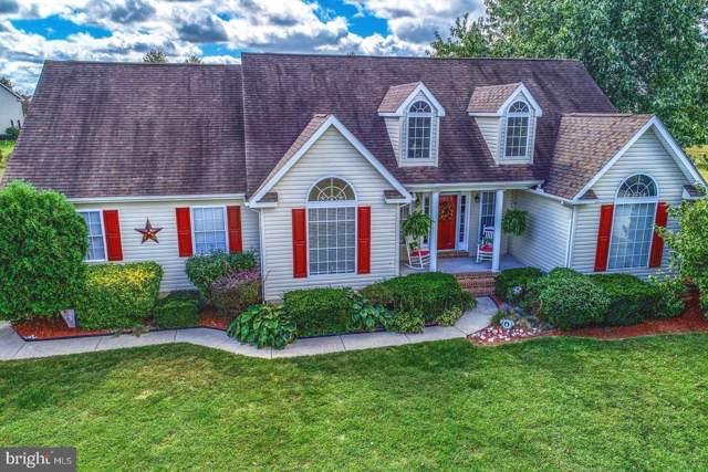 124 Apple Blossom Drive, CAMDEN WYOMING, DE 19934 (#DEKT232962) :: Linda Dale Real Estate Experts
