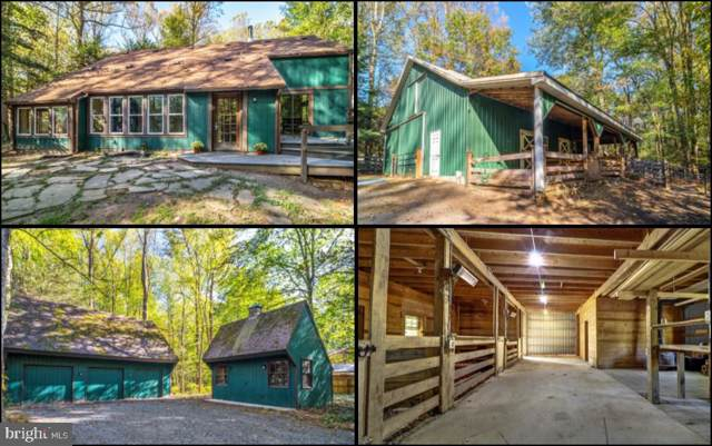 7457 Mink Hollow Road, HIGHLAND, MD 20777 (#MDHW271200) :: AJ Team Realty