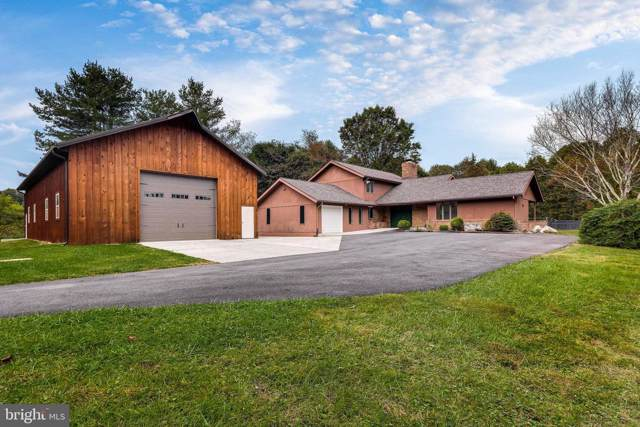 5428 Bartholow Road, SYKESVILLE, MD 21784 (#MDCR192314) :: ExecuHome Realty