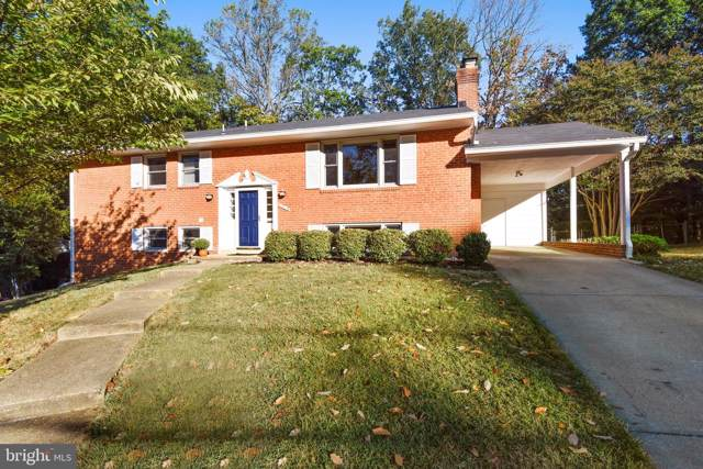 7510 Allan Avenue, FALLS CHURCH, VA 22046 (#VAFX1093418) :: Keller Williams Pat Hiban Real Estate Group