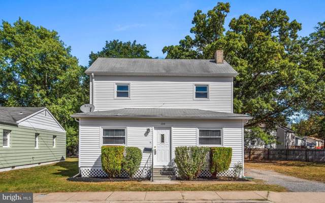 133 Wesley Avenue, CATONSVILLE, MD 21228 (#MDBC474570) :: Corner House Realty