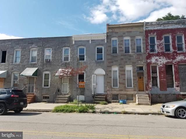 336 S Payson Street, BALTIMORE, MD 21223 (#MDBA486932) :: Keller Williams Pat Hiban Real Estate Group