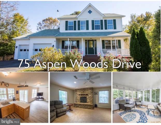 75 Aspen Woods Drive, SUNDERLAND, MD 20689 (#MDCA172708) :: Great Falls Great Homes