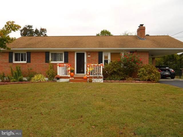 112 Crescent Drive, BEL AIR, MD 21015 (#MDHR239660) :: Keller Williams Pat Hiban Real Estate Group